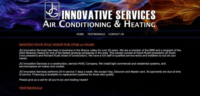 JG Innovative Services