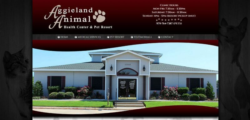 Aggieland Animal Health Center