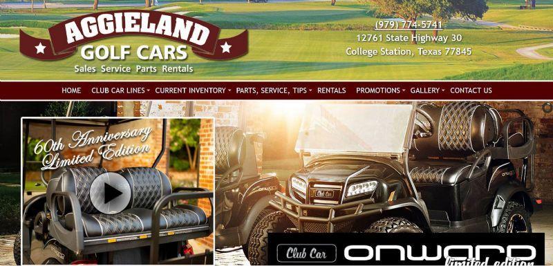Aggieland Golf Carts