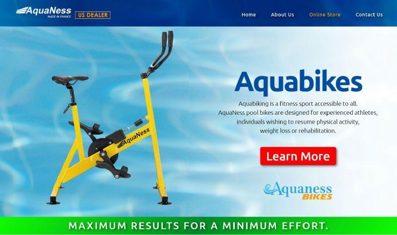 AquaNess Aquabikes