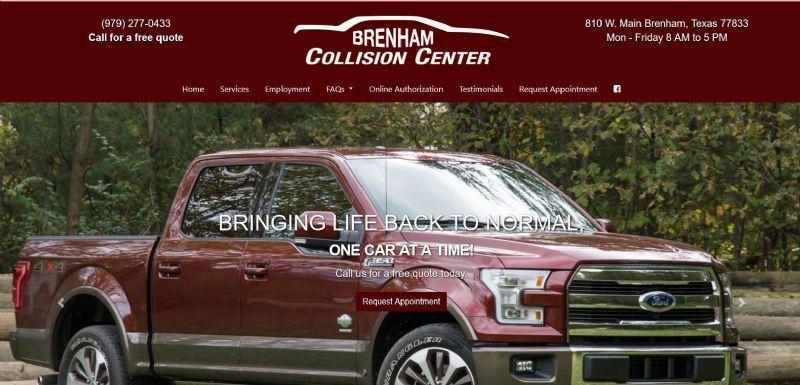 Brenham Collision Center