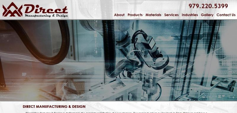 Direct Manufacturing & Design