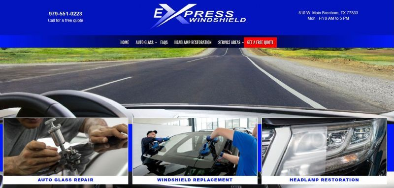 Express Windshield