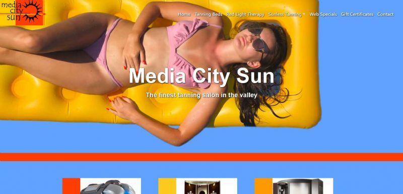 Media City Sun Tanning