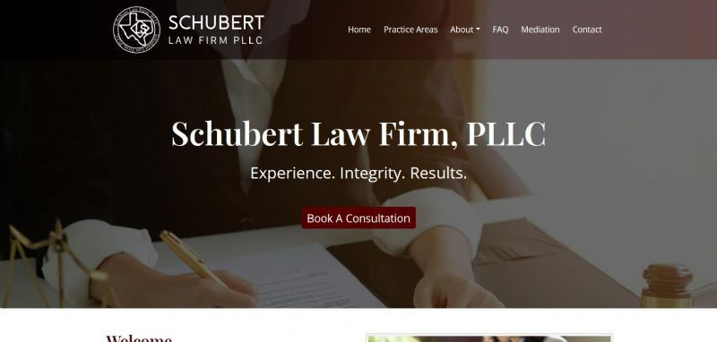 Schubert Law Firm, PLLC