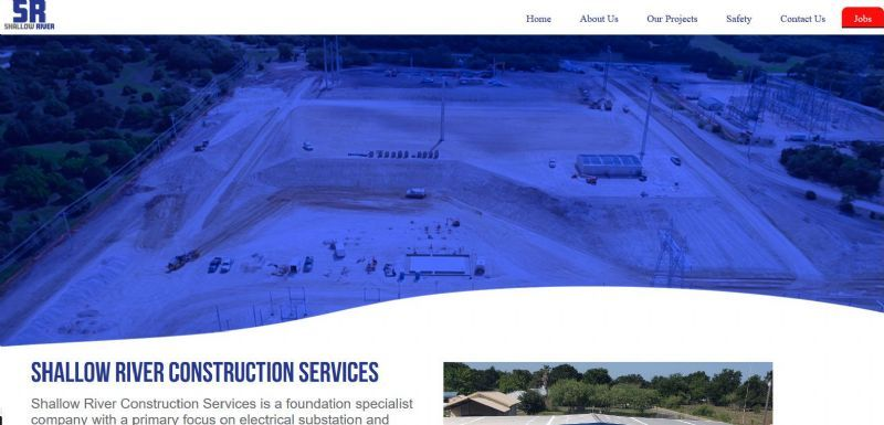 Shallow River Construction Services