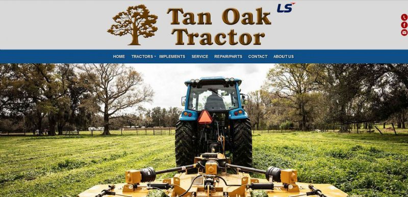 Tan Oak Tractor Sales, Inc.